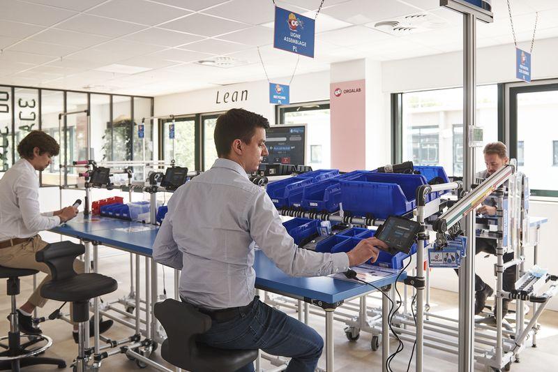 Développer des process LEAN, ergo-productifs et durables