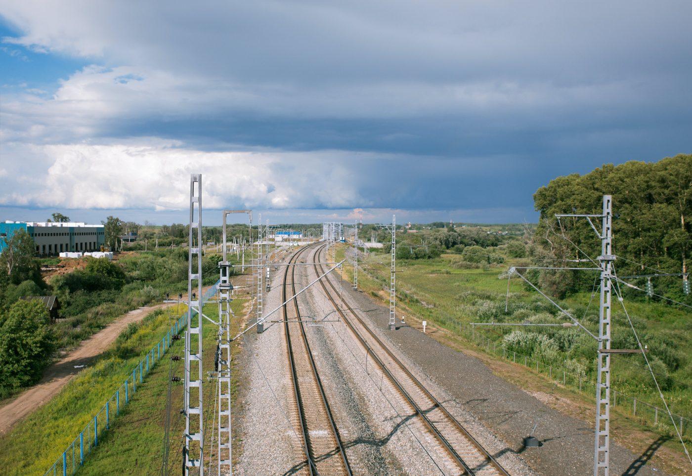 Le référentiel ferroviaire IRIS
